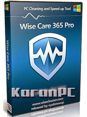 Wise Care 365 Pro 3.43 Build 301 Crack/Key Full
