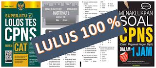 File Pendidikan √ Kumpulan Buku Soal-Soal & Kunci Jawaban Lulus CPNS 2020