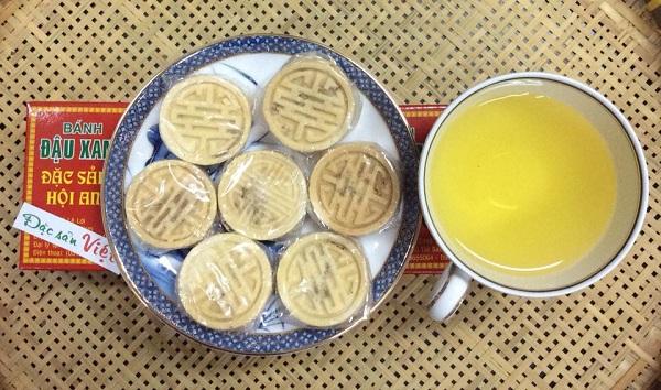 Bánh đậu xanh Hội An