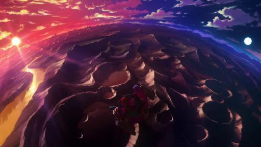 Review Anime Tengen Toppa Gurren Lagann