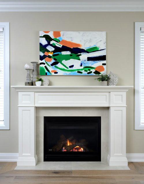 Burlington Fireplace Renovations