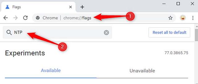 Cara Cepat Membuat Tema Browser Google Chrome Kamu Sendiri
