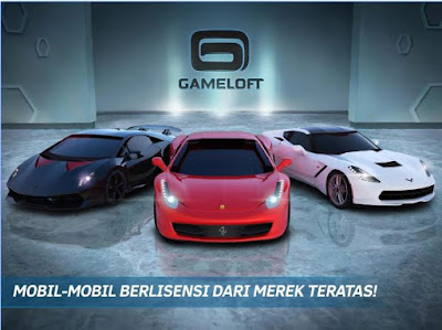 Download Game Asphalt Nitro Apk Mod (Unlimited Money) 2016