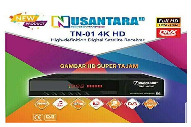 Receiver Transvision Nusantara HD MNC Group