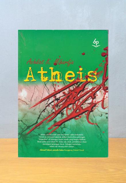 ATHEIS, Achdiat K. Mihardja