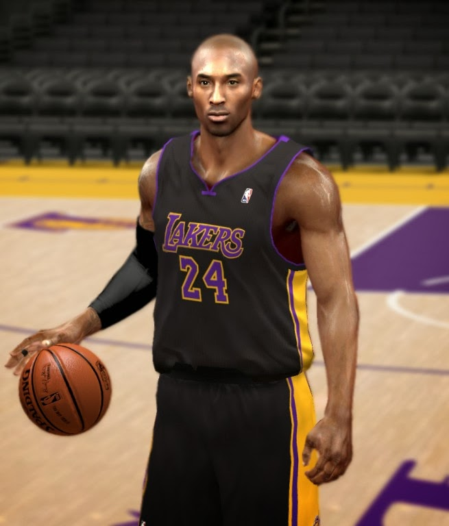 Patch PC to Next-Gen Graphics NBA2K