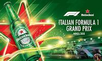 Logo Vinci gratis 50 ingressi per 2 persone al Gran Premio Heineken a Monza