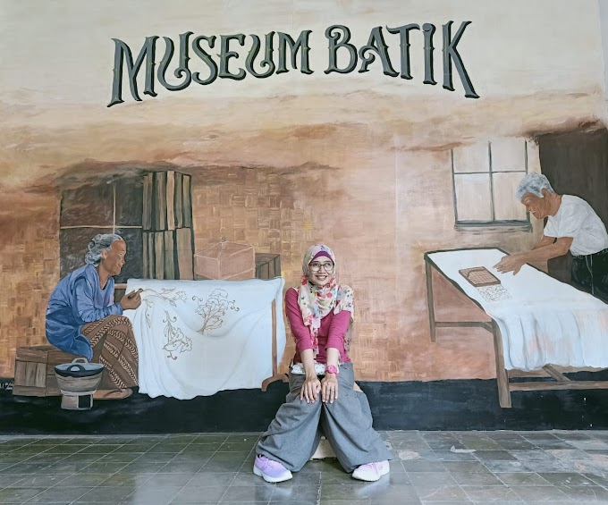 Yuk, Belajar Batik di Kota Kreatif UNESCO Pekalongan
