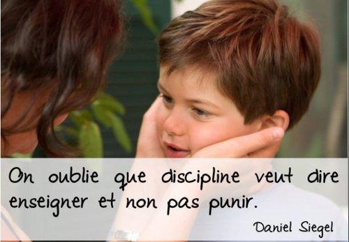 la discipline positive et les enfants précoces - webzine Paris à l'Ouest