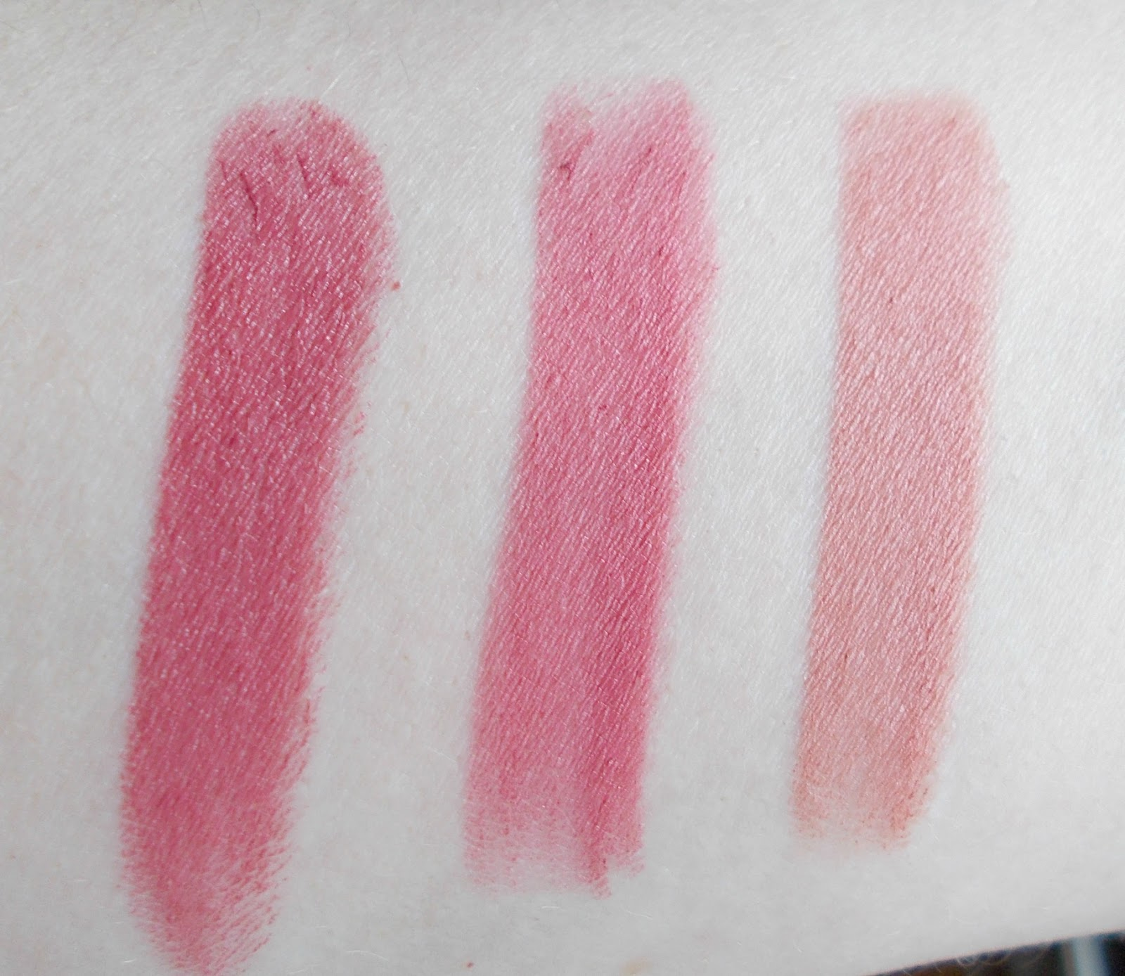 smashbox my digits charlotte tilbury secret salma pillowtalk swatches