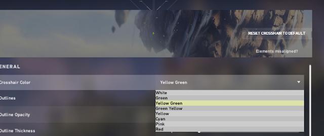 valorant hack settings