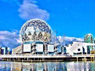 Канада, Музей Мир Науки в Ванкувере