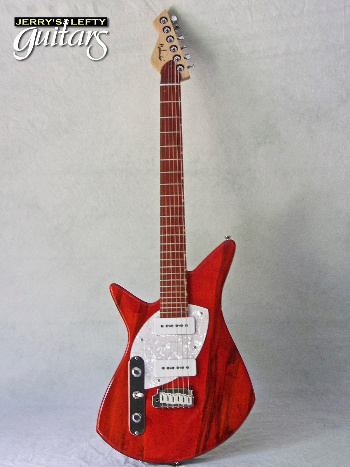 One Of The Best Setups To Ever Come Throughout Shop 2400 Malinowski Red Rocket 240 Left Handed Guitar