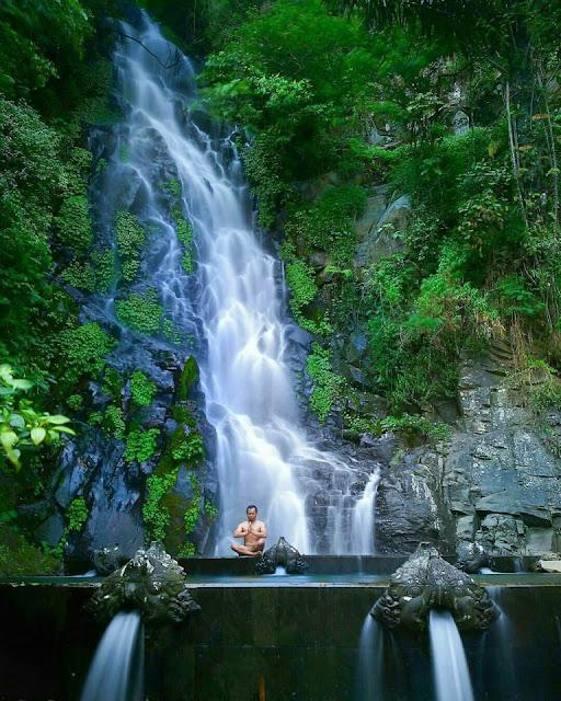 Tempat Wisata Air Terjun Terbaik di Magelang - Air Terjun Sumuran Seloprojo, Magelang