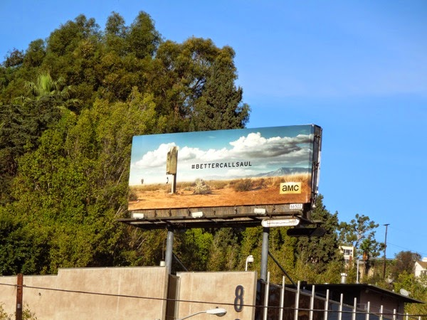 Better Call Saul billboard