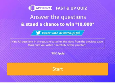 What is the name of the product range by Fast&Up?