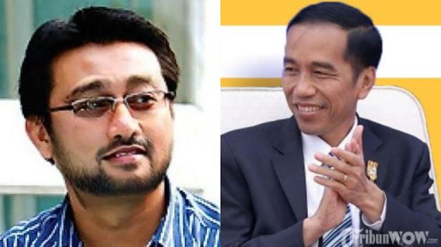 Rachland: Jokowi Mungkin Presiden Pertama Yang Menyerukan Jangan Takut Berkelahi