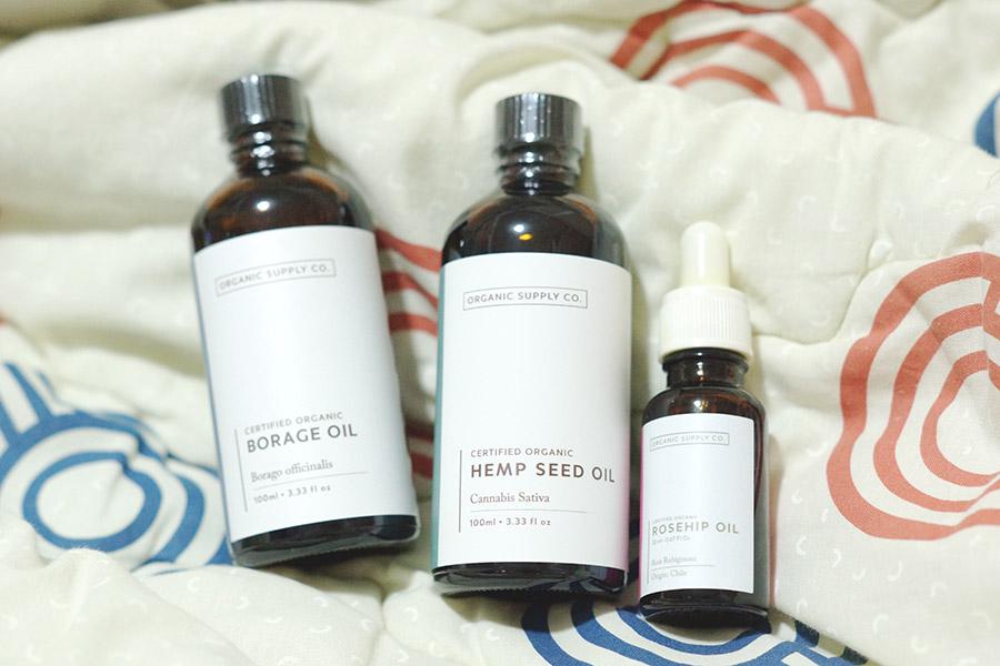 Organic Oils For Eczema