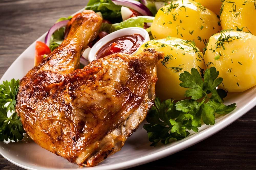 دجاج روستو
