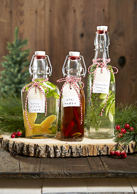 Flavored Vodkas-new christmas gifts for friends