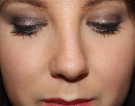Mineral Eyeshadow in Smoky Plum