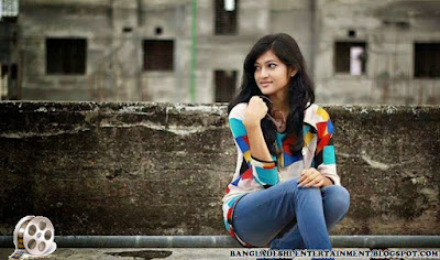 Bangladeshi Model Actress Nadia Afrin Mim