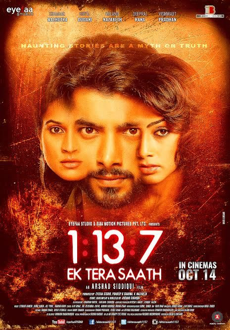 1:13:7 Ek Tera Saath 2016 movie Poster