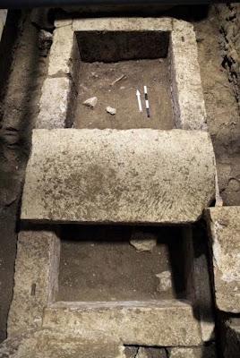 Human remains found at Amphipolis