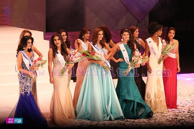 Berenice Quezada Crowned Miss Nicaragua 2017