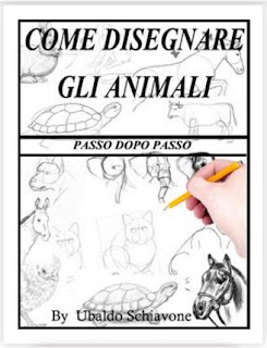imparare a disegnare tutti gli animali