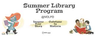 Summer Library Program Logo