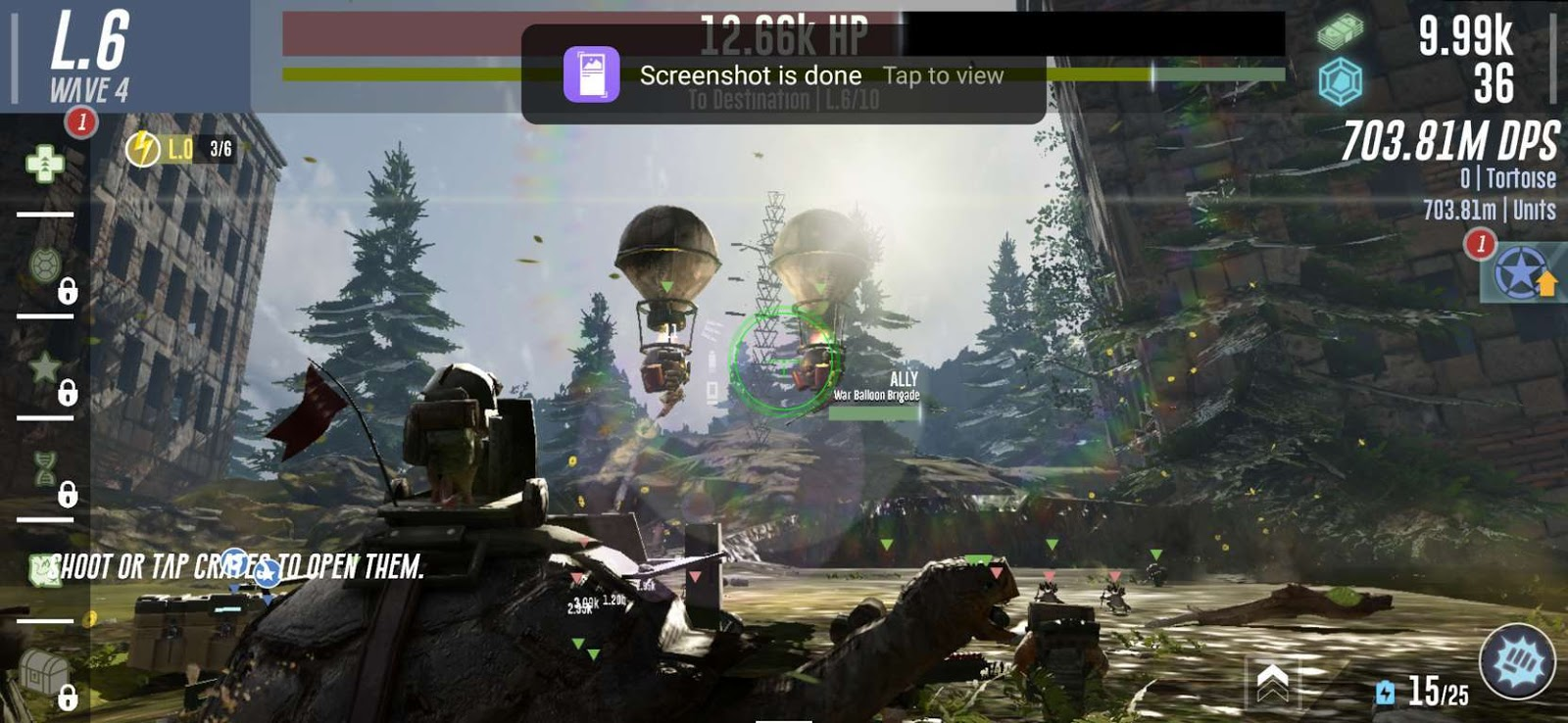 War Tortoise 2 Apk Data Mod Unlimited Money