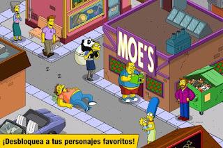 Descargar Los Simpson™: Springfield MOD APK 4.41.0 Gratis para Android 2020 3