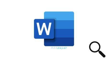 cara mencari kata di word 2010
