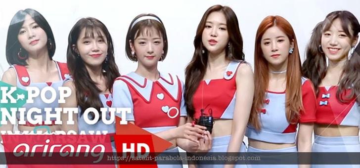 Frekuensi Channel Arirang TV Korea Di Parabola Terbaru