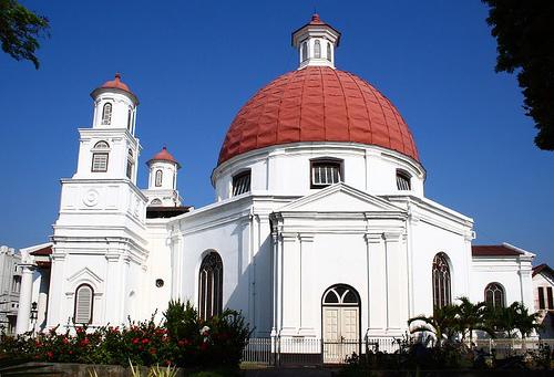 gereja blendug