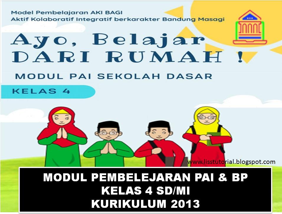 Modul Pembelajaran Daring PAI Kelas 4 SD/MI Kurikulum 2013 ...