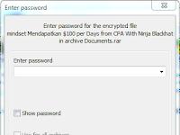 Cara Membuat Password Pada File atau Folder di Laptop/PC