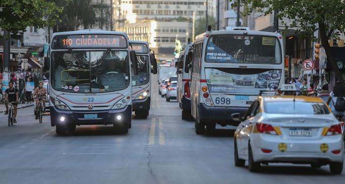 Taxis y cooperativas de ómnibus se suman al paro de interdepartamentales del viernes