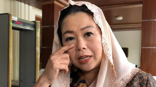 Yenny Wahid Blak-blakan Praktik Korupsi di Garuda Indonesia