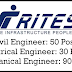 RITES Recruitment 170 Posts Apply Now