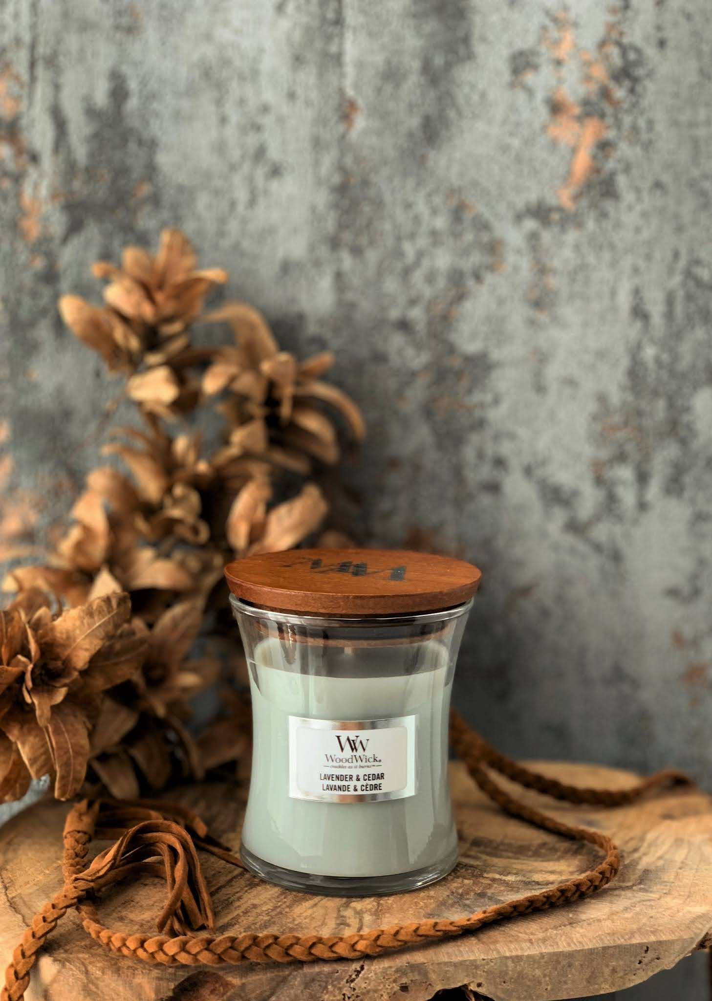 Lavender&Cedar-WoodWick