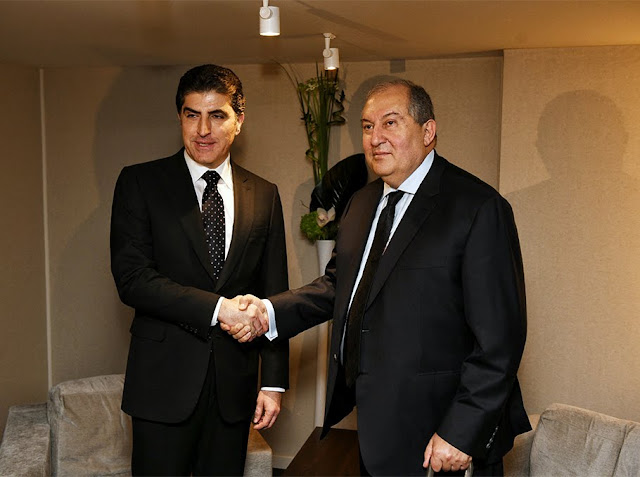 Armenia profundizará lazos con el Kurdistán iraquí