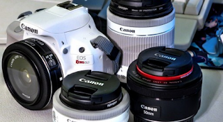 Cara Memilih Lensa untuk Kamera Canon Mirrorless