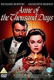Watch Anne of the Thousand Days Online Free 1969 Putlocker