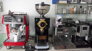 Máy xay cafe Robust