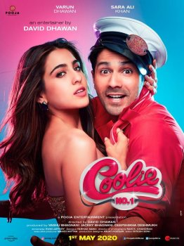 Coolie no 1 (2020) Movie cast and crew, Full box office collection