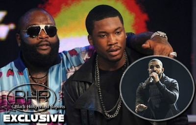 Rick Ross Comes For Drake , Defending Meek Mill And His Beef With The OVO Rapper