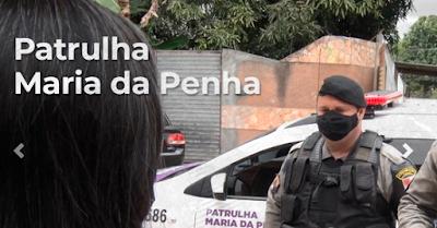 Vítima revela que Patrulha Maria da Penha trouxe mais tranquilidade para sua vida