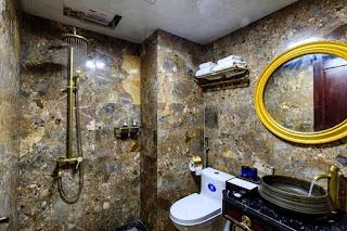 Sapa-clover-hotel-phòng tắm
